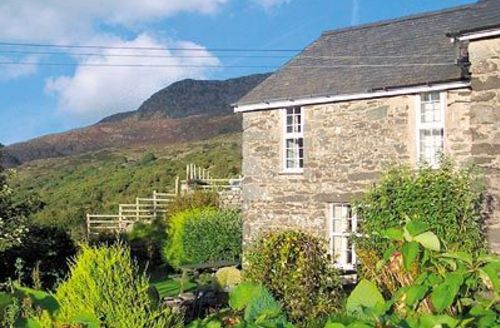 Snaptrip - Last minute cottages - Cosy Harlech Cottage S22290 -