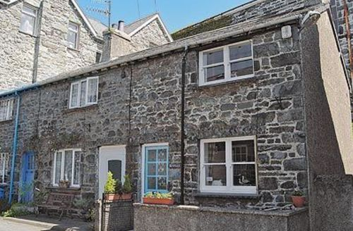 Snaptrip - Last minute cottages - Cosy Harlech Cottage S22294 -