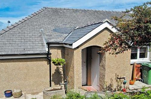 Snaptrip - Last minute cottages - Cosy Harlech Cottage S22300 -