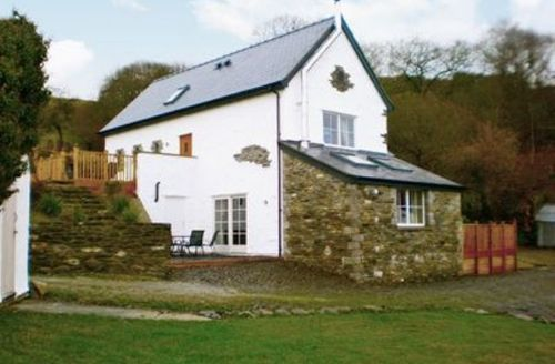 Snaptrip - Last minute cottages - Quaint Conwy Cottage S22445 -
