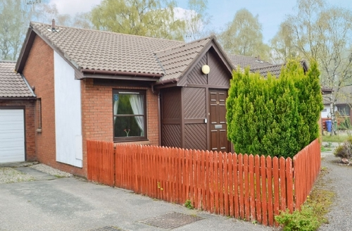 Snaptrip - Last minute cottages - Adorable Aviemore Cottage S22683 -