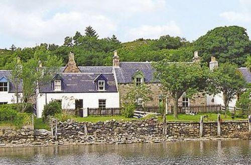 Snaptrip - Last minute cottages - Inviting Kyle Of Lochalsh Cottage S22776 -