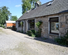 Snaptrip - Last minute cottages - Charming Ballindalloch Cottage S22797 -