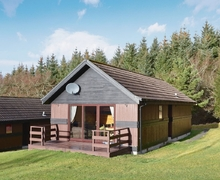 Snaptrip - Last minute cottages - Adorable Ballindalloch Lodge S22803 -