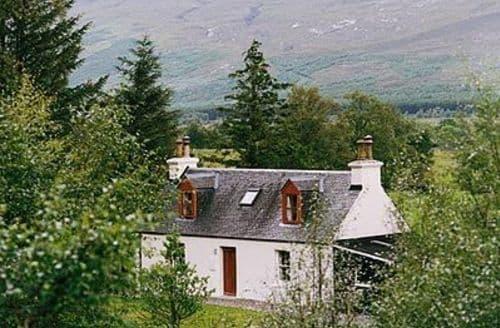 Snaptrip - Last minute cottages - Charming Strathcarron Cottage S22864 -