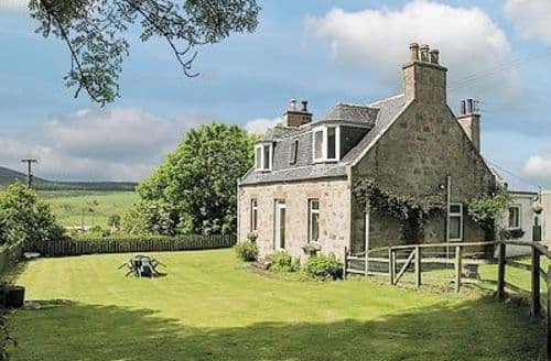 Snaptrip - Last minute cottages - Gorgeous Huntly Cottage S22937 -