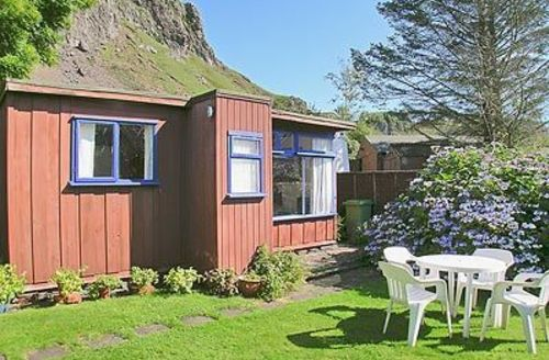 Snaptrip - Last minute cottages - Charming Oban Lodge S23115 -