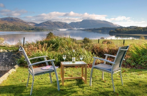 Snaptrip - Last minute cottages - Splendid Oban Cottage S23143 -