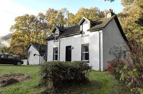 Snaptrip - Last minute cottages - Luxury Tighnabruaich Cottage S23199 -