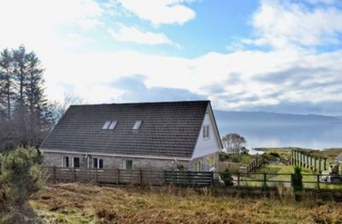 Snaptrip - Last minute cottages - Beautiful Tighnabruaich Cottage S23204 -