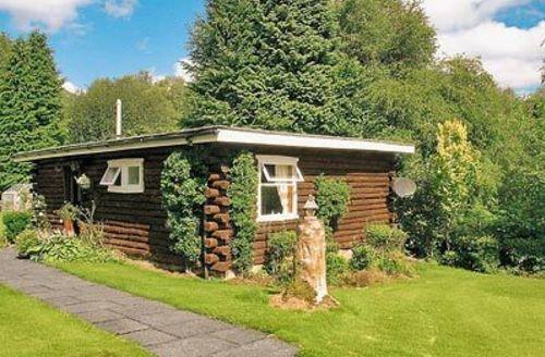 Snaptrip - Last minute cottages - Luxury Callander Lodge S23224 -