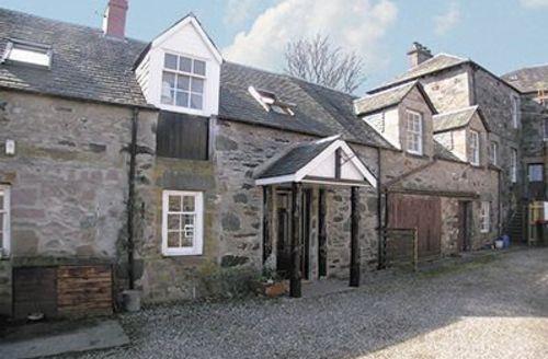 Snaptrip - Last minute cottages - Excellent Blairgowrie Cottage S23331 -