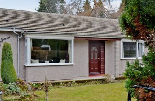Snaptrip - Last minute cottages - Attractive Blairgowrie Cottage S23357 -