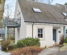 Snaptrip - Last minute cottages - Tasteful Crieff Lodge S23387 -