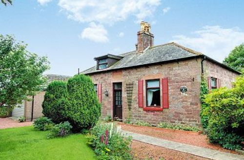 Snaptrip - Last minute cottages - Excellent Annan Cottage S23565 -