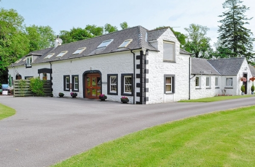 Snaptrip - Last minute cottages - Charming Dalbeattie Lodge S23603 -