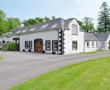 Snaptrip - Last minute cottages - Charming Dalbeattie Lodge S23603 -