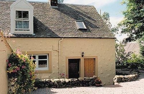 Snaptrip - Last minute cottages - Splendid Dumfries Cottage S23619 -