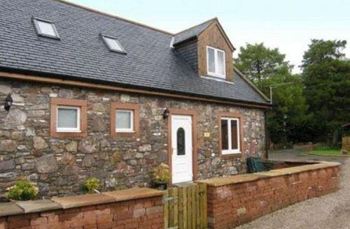 Snaptrip - Last minute cottages - Excellent Dumfries Cottage S23630 -