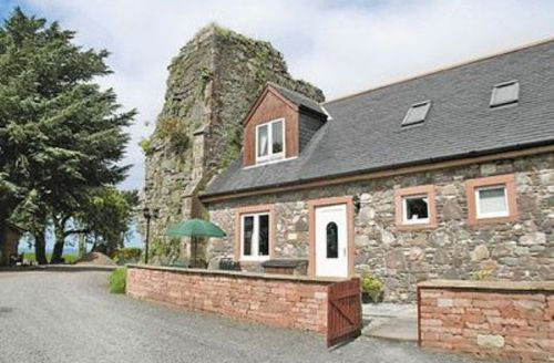 Snaptrip - Last minute cottages - Attractive Dumfries Cottage S23632 -