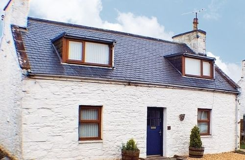 Snaptrip - Last minute cottages - Attractive Newton Stewart Cottage S23664 -