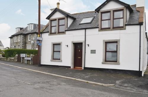 Snaptrip - Last minute cottages - Beautiful Kirkcudbright Cottage S23666 -