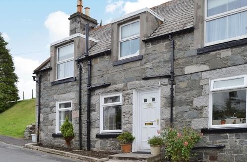 Snaptrip - Last minute cottages - Luxury Kirkcudbright Cottage S23669 -