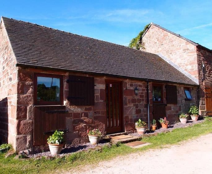 Wren Cottage Grade 2 listed former shippon