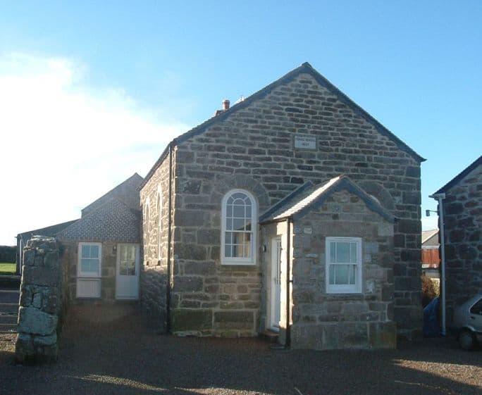 Merthyr Farm Cottages The Old Board School