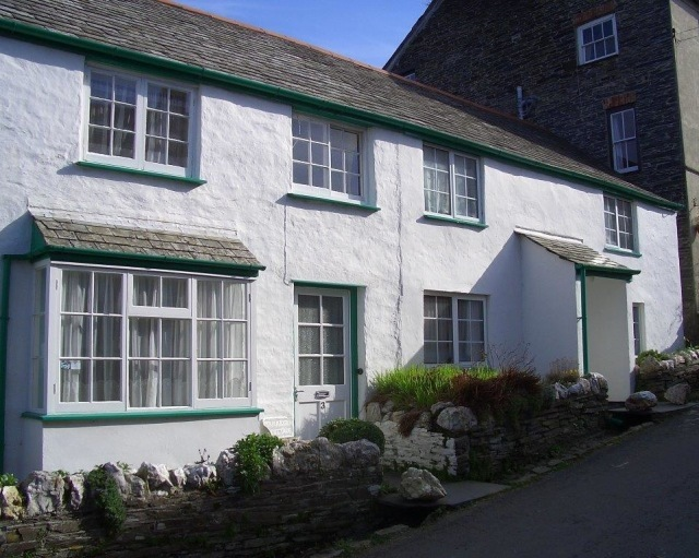 Boscastle Cottages Admiral and Tamarisk Cottages