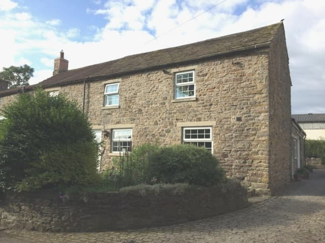 The Old Byre River View (Sleeps 4)