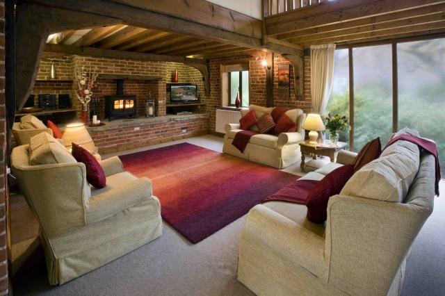 East View Farm Holiday Cottages Plum Tree Cottage (sleeps 6) Sitting room