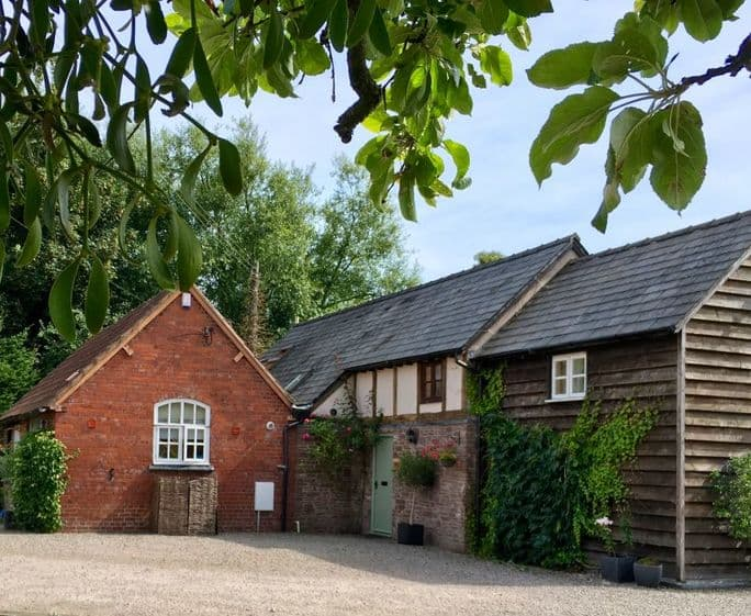 The Old Stables The Forge, Bodenham