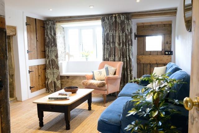 Carousel Cottage Sitting room