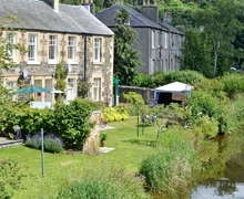 Snaptrip - Last minute cottages - Beautiful Peebles Cottage S24317 -