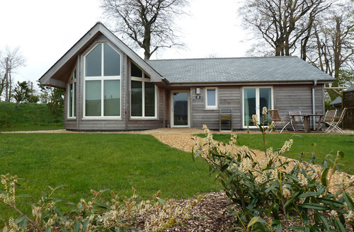 Snaptrip - Last minute cottages - Inviting Chard Rental S2006 - 2 Blackdown Lodge