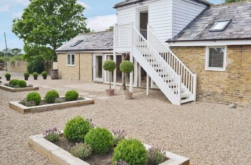 Snaptrip - Last minute cottages - Adorable Maidstone Cottage S24506 -