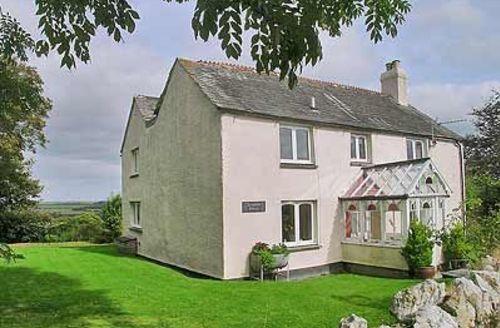 Snaptrip - Last minute cottages - Attractive Crackington Haven Cottage S24639 -