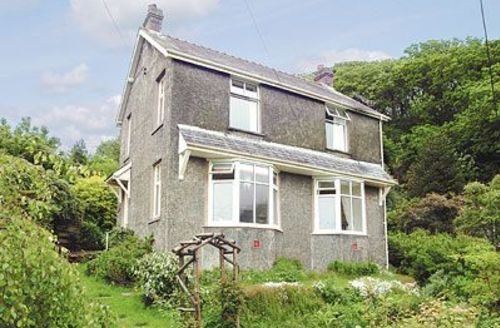 Snaptrip - Last minute cottages - Superb Aberdovey Cottage S24657 -