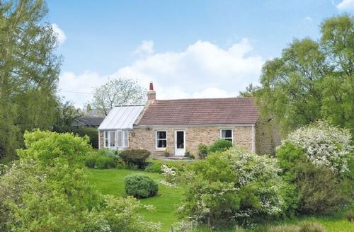 Snaptrip - Last minute cottages - Quaint Durham Cottage S24708 -