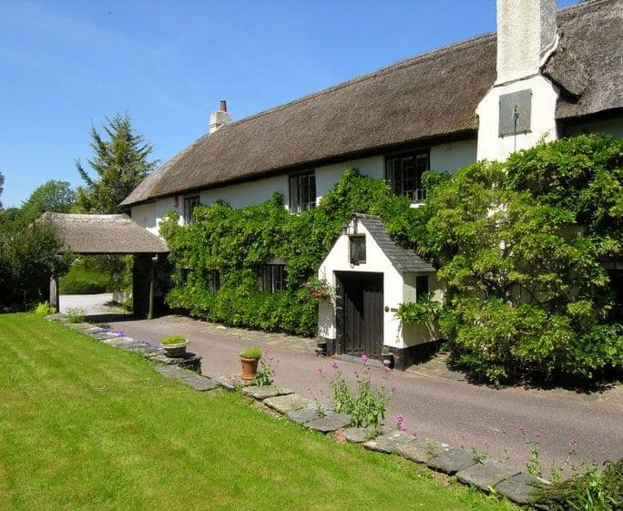 Duddings Country Cottages The West Wing  (sleeps 12 in 6 bedrooms)