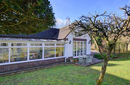 Snaptrip - Last minute cottages - Delightful Welshpool Rental S24808 - WAB261 - External
