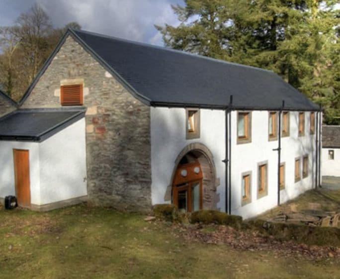 Ormidale Old Barn