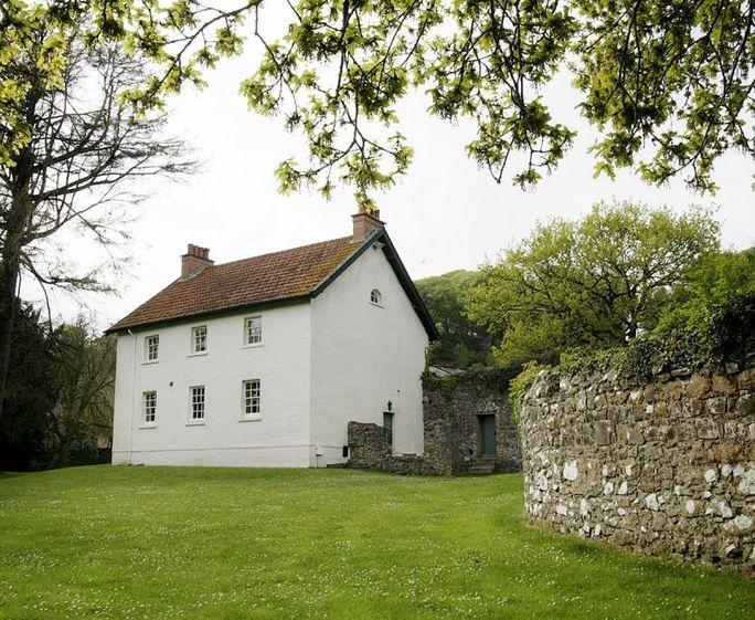 Penrice Castle Cottages Garden House