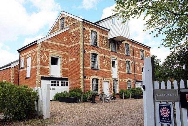 Swilland Mill Luxury Accommodation Swilland Mill