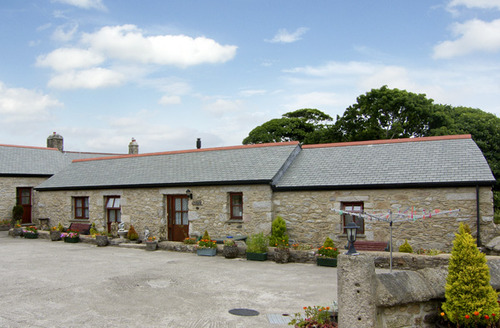 Snaptrip - Last minute cottages - Beautiful Penryn Cottage S2036 -