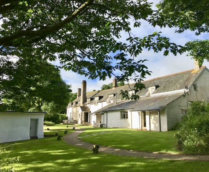 Weeke Barton Weeke Barton house