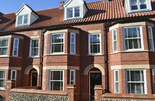 Snaptrip - Last minute cottages - Stunning Sheringham Cottage S25181 -