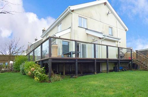 Snaptrip - Last minute cottages - Charming Camelford Rental S25225 -