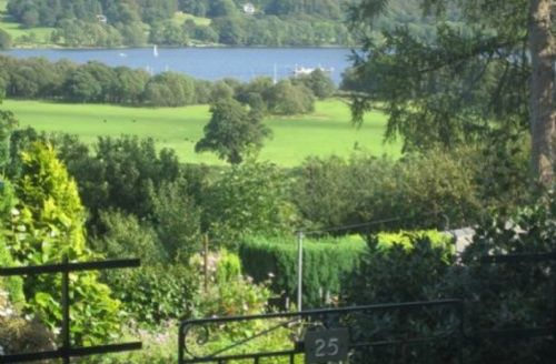 Snaptrip - Last minute cottages - Charming Coniston Howe S404 - Rascal How, view, Lakes Cottage Holidays